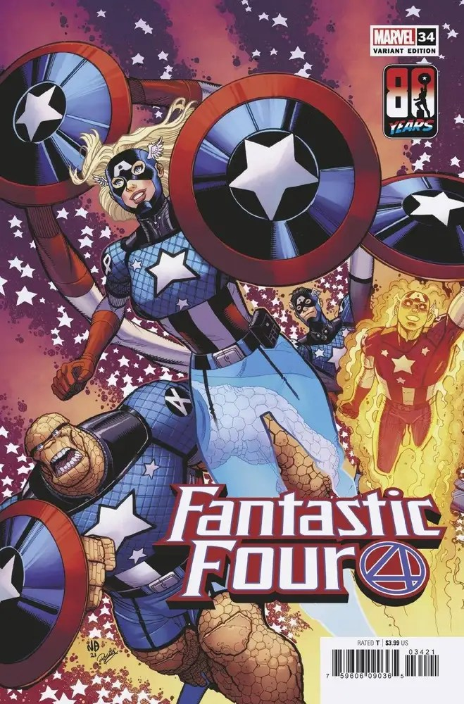 MAY210632 ComicList: Marvel Comics New Releases for 07/28/2021