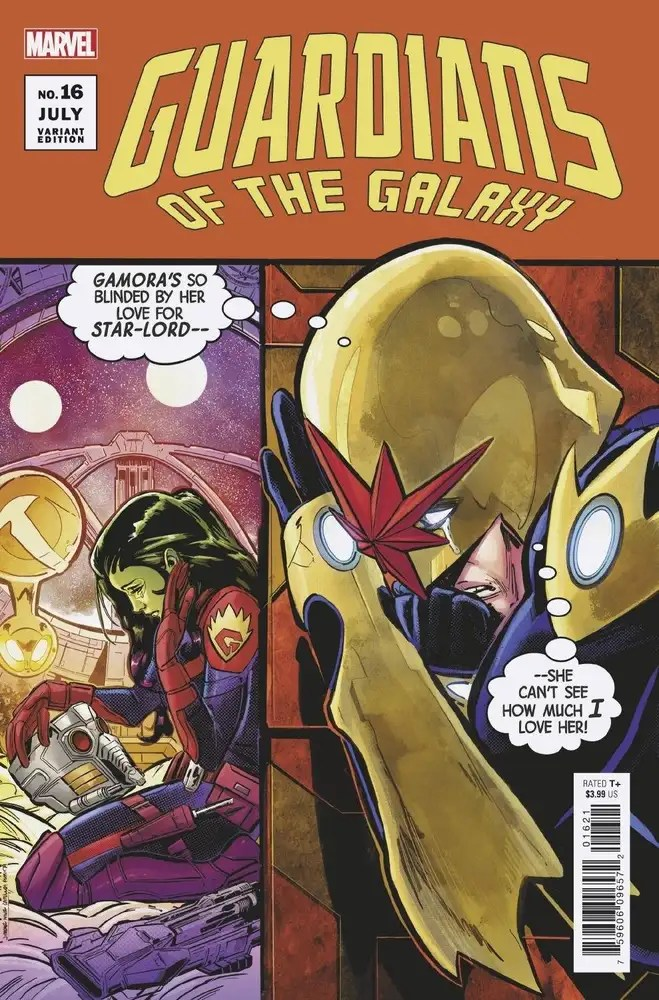 MAY210646 ComicList: Marvel Comics New Releases for 07/21/2021
