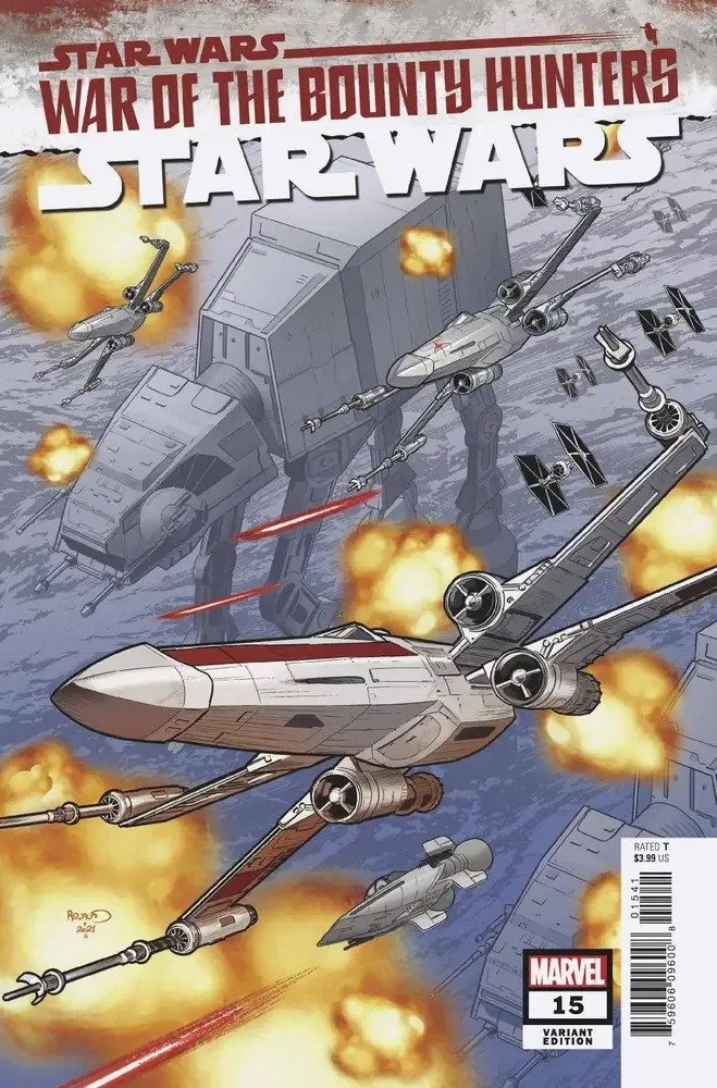 MAY210682 ComicList: Marvel Comics New Releases for 07/28/2021