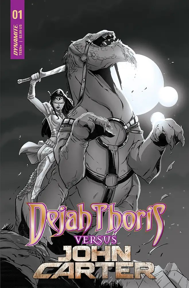 MAY210785 ComicList: Dynamite Entertainment New Releases for 07/21/2021