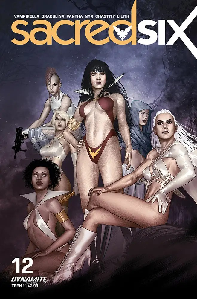 MAY210902 ComicList: Dynamite Entertainment New Releases for 08/18/2021