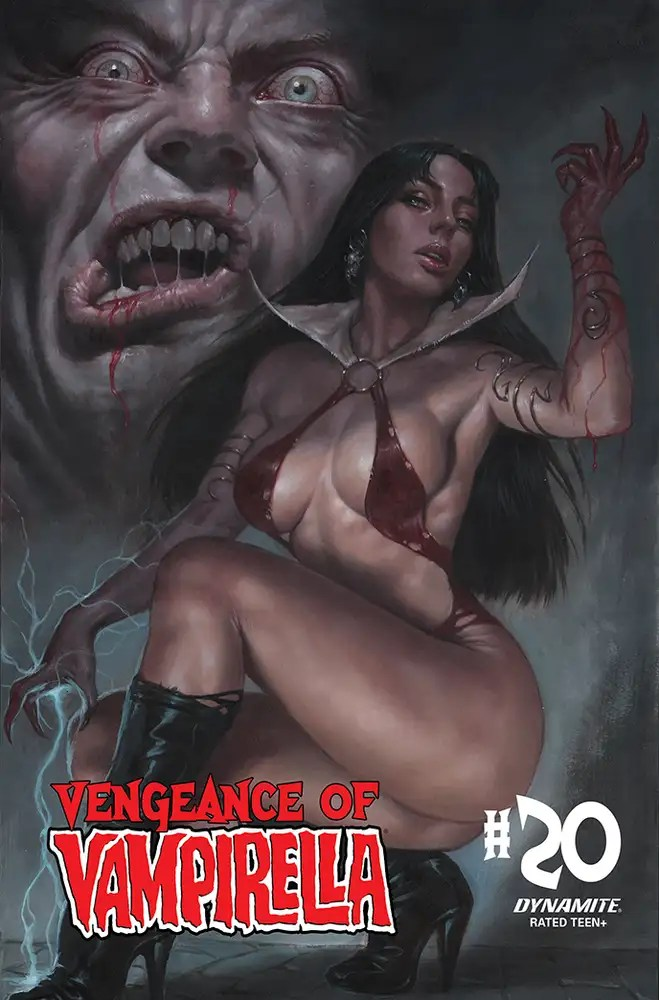 MAY210923 ComicList: Dynamite Entertainment New Releases for 07/21/2021