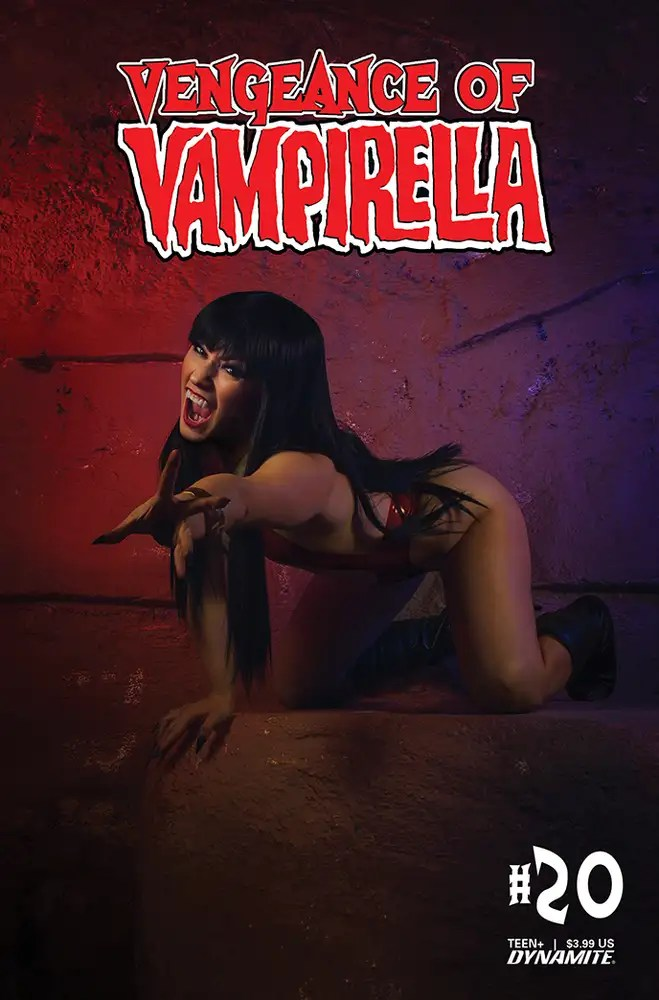 MAY210926 ComicList: Dynamite Entertainment New Releases for 07/21/2021