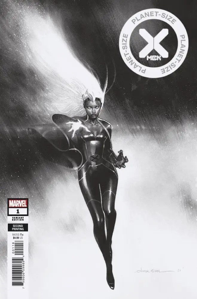 MAY218625 ComicList: Marvel Comics New Releases for 07/28/2021