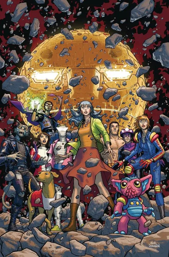 NOV190511 ComicList: DC Comics New Releases for 07/08/2020