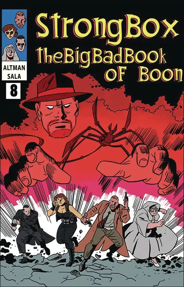 NOV191448 ComicList: New Comic Book Releases List for 08/19/2020 (2 Weeks Out)