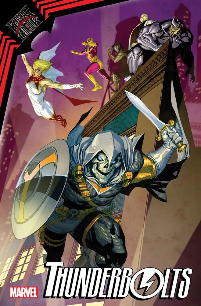 NOV200449 ComicList: Marvel Comics New Releases for 01/13/2021