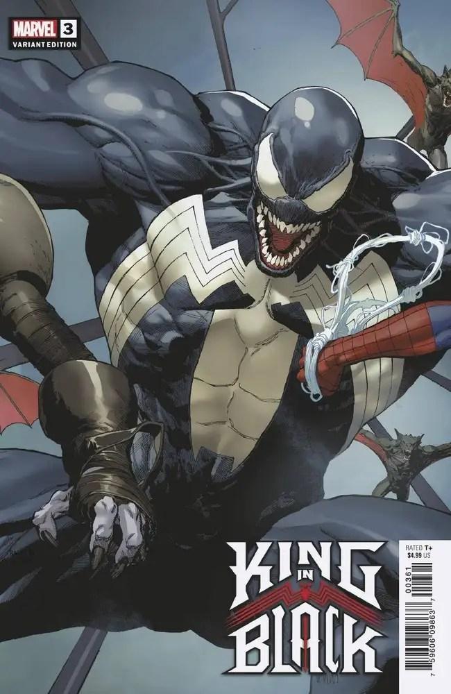 NOV200461 ComicList: Marvel Comics New Releases for 01/20/2021