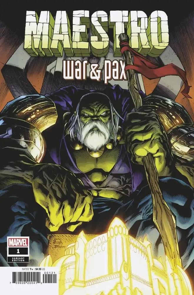 NOV200504 ComicList: Marvel Comics New Releases for 01/20/2021