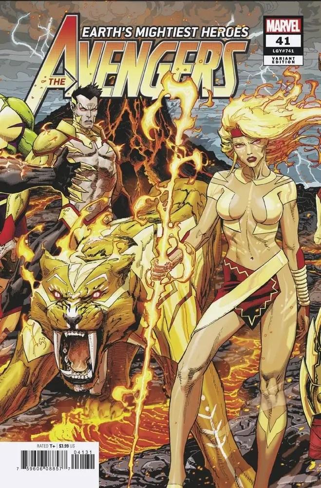 NOV200548 ComicList: Marvel Comics New Releases for 01/20/2021