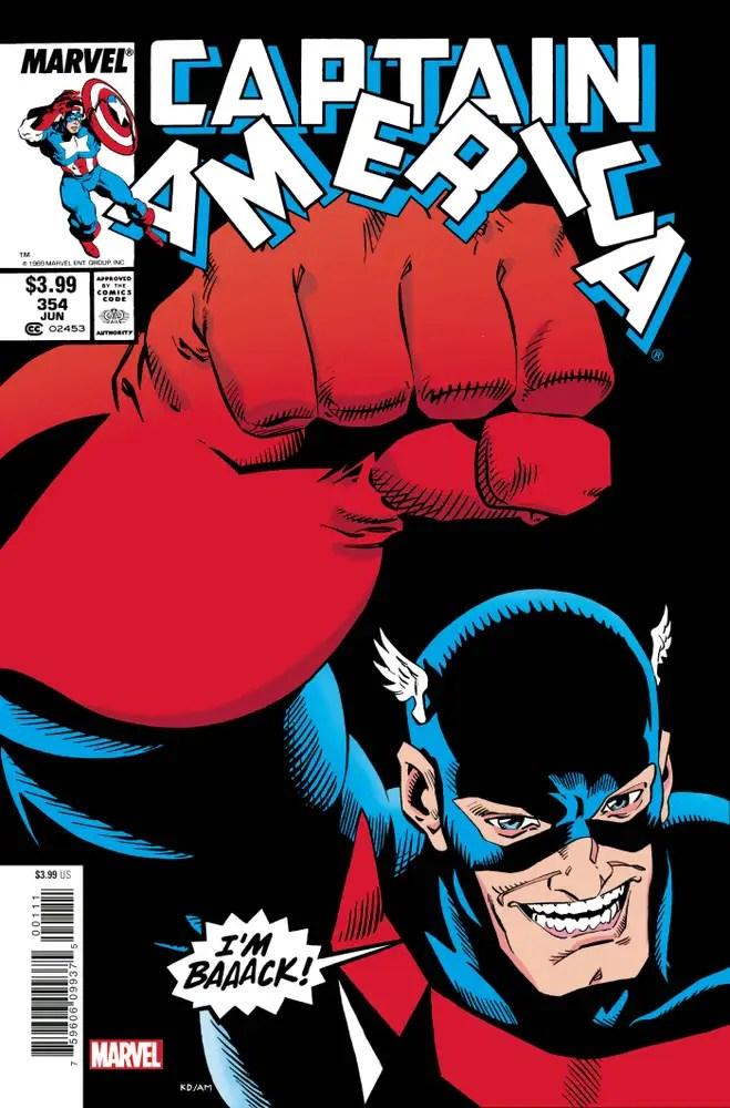 NOV200551 ComicList: Marvel Comics New Releases for 01/13/2021