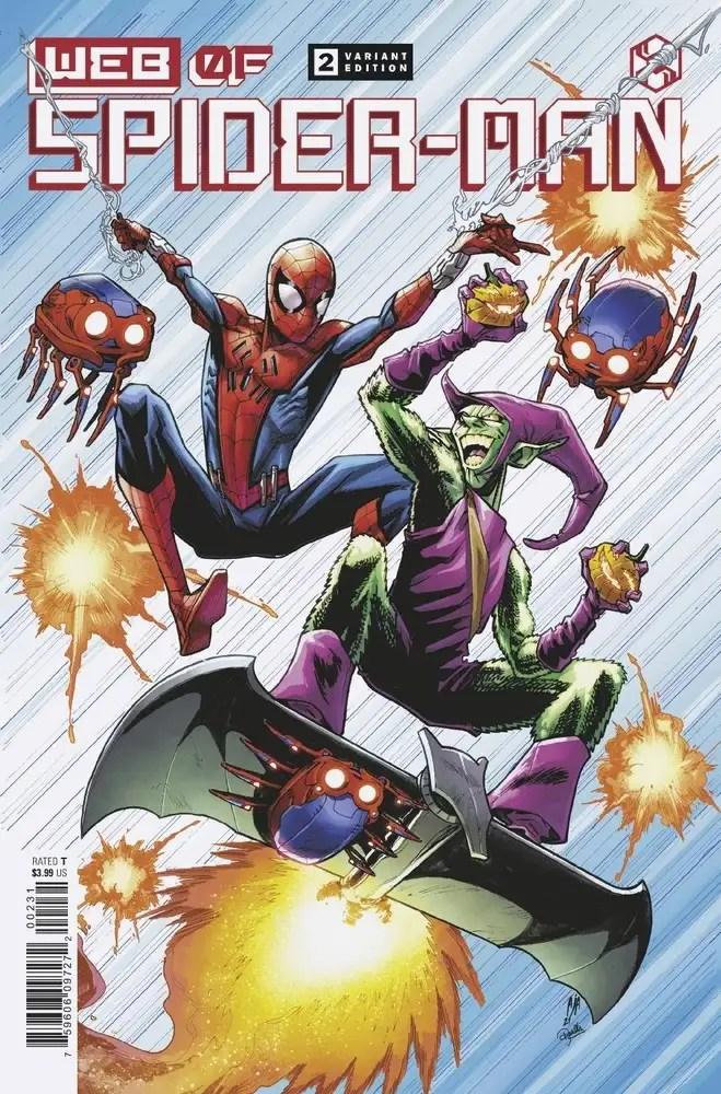 NOV200573 ComicList: Marvel Comics New Releases for 06/23/2021