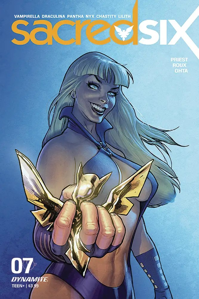 NOV200761 ComicList: Dynamite Entertainment New Releases for 02/17/2021