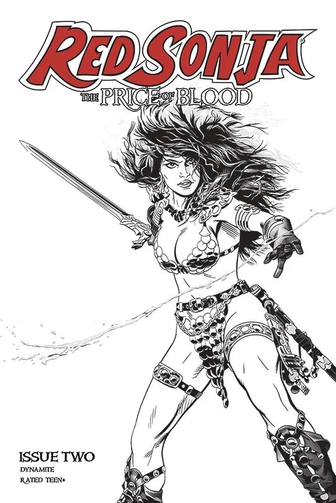 NOV200844 ComicList: Dynamite Entertainment New Releases for 01/20/2021