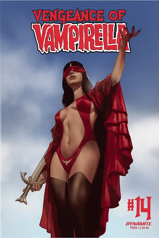 NOV200859 ComicList: Dynamite Entertainment New Releases for 02/03/2021