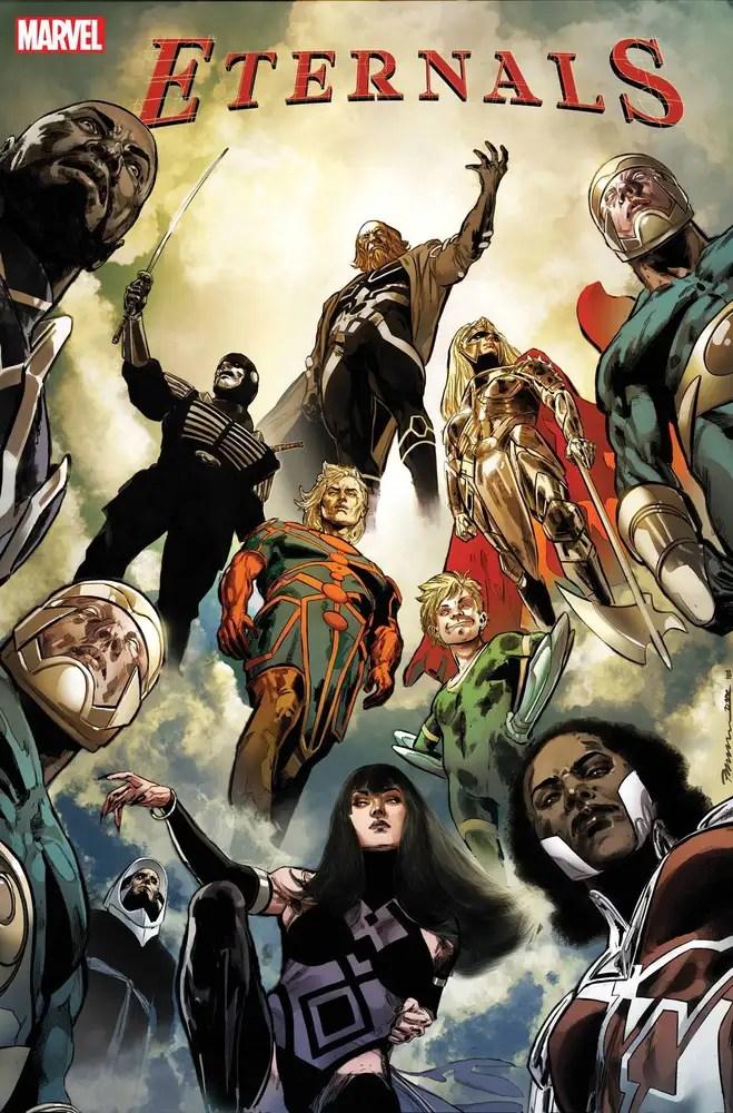 OCT200544 ComicList: Marvel Comics New Releases for 02/10/2021