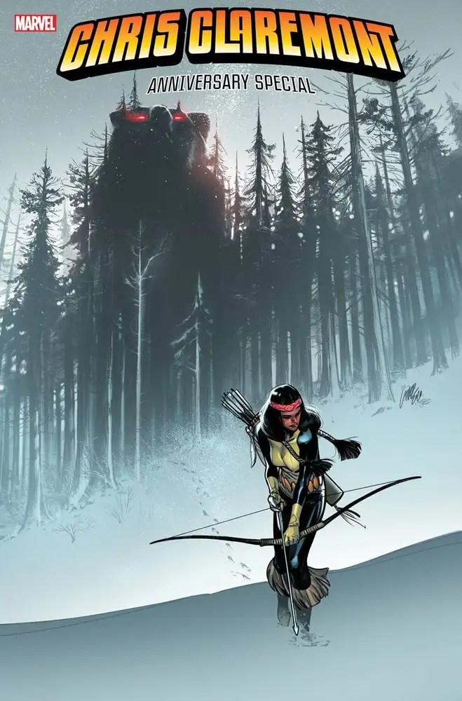 OCT200576 ComicList: Marvel Comics New Releases for 01/13/2021
