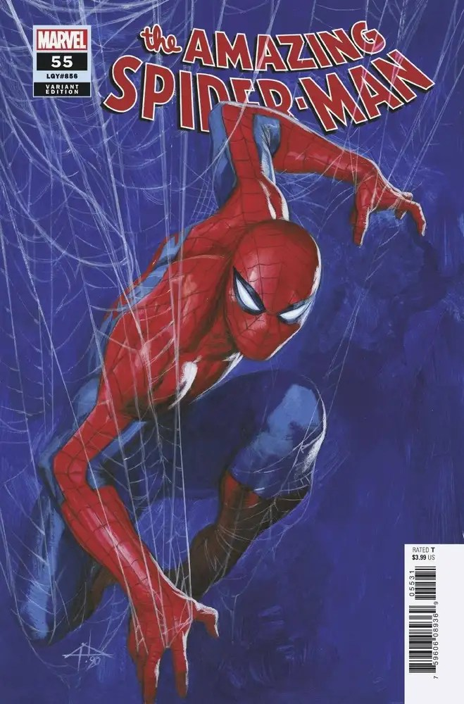 OCT200586 ComicList: Marvel Comics New Releases for 12/30/2020