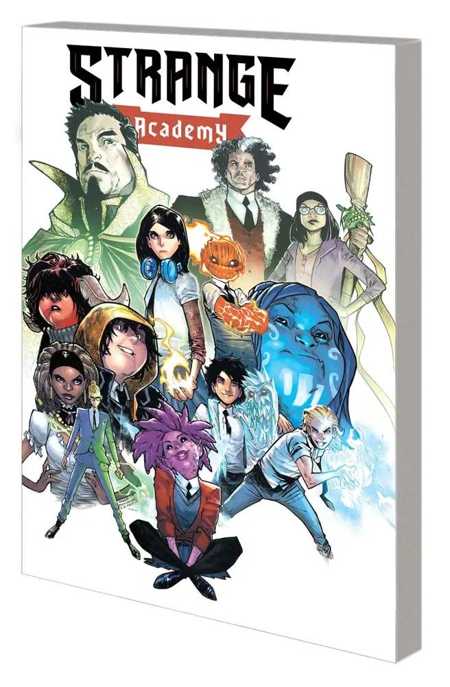 OCT200723 ComicList: Marvel Comics New Releases for 02/17/2021
