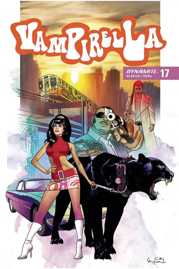 OCT200821 ComicList: Dynamite Entertainment New Releases for 02/10/2021