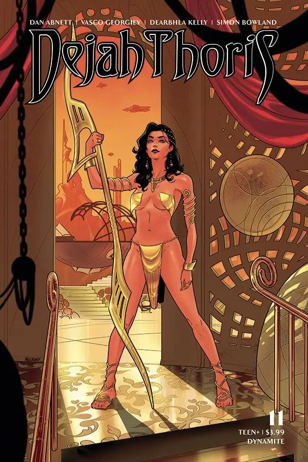 OCT200849 ComicList: Dynamite Entertainment New Releases for 03/24/2021