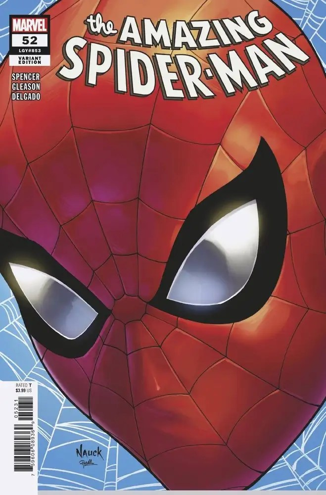 SEP200613 ComicList: Marvel Comics New Releases for 11/11/2020