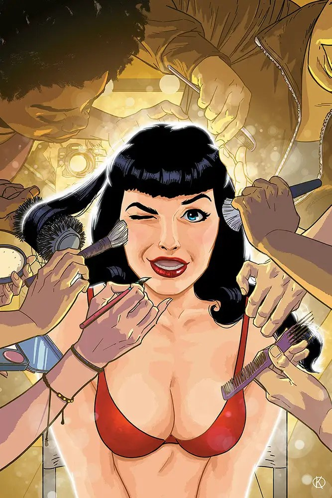 SEP200794 ComicList: Dynamite Entertainment New Releases for 01/27/2021