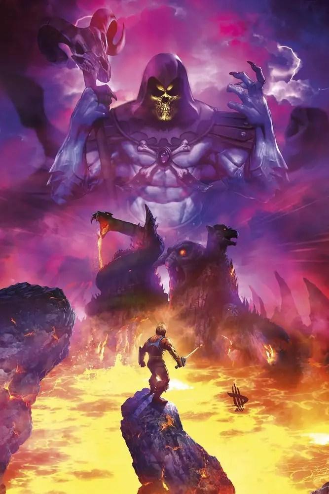 stl195325 ComicList: Dark Horse Comics New Releases for 08/11/2021