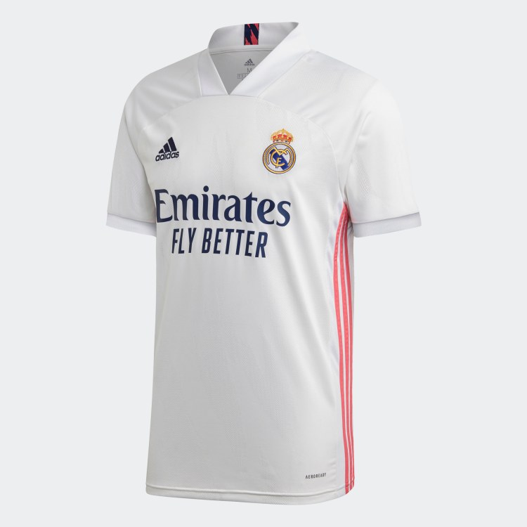 TFC Football - ADIDAS REAL MADRID 20/21 HOME JERSEY