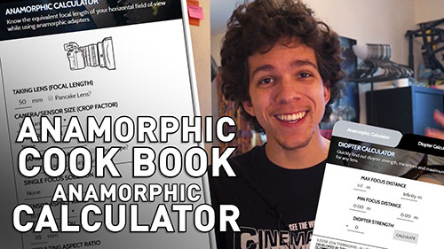 Anamorphic Cookbook - hFOV Calculator v2.8