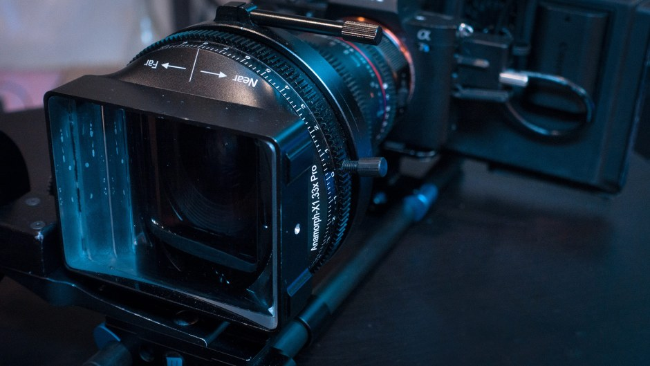 Letus Anamorph-X Pro and Rokinon 24mm