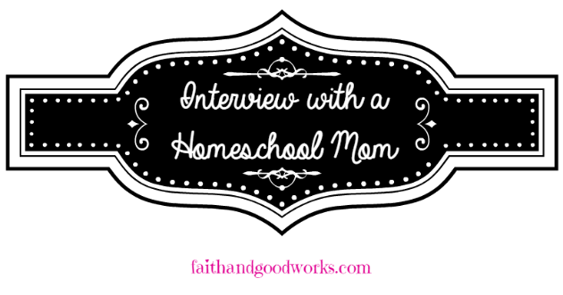 The Frugal Homeschooling Mom Interview
