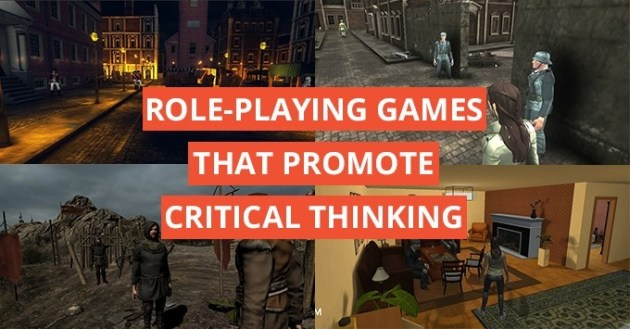 role playing games that are educational