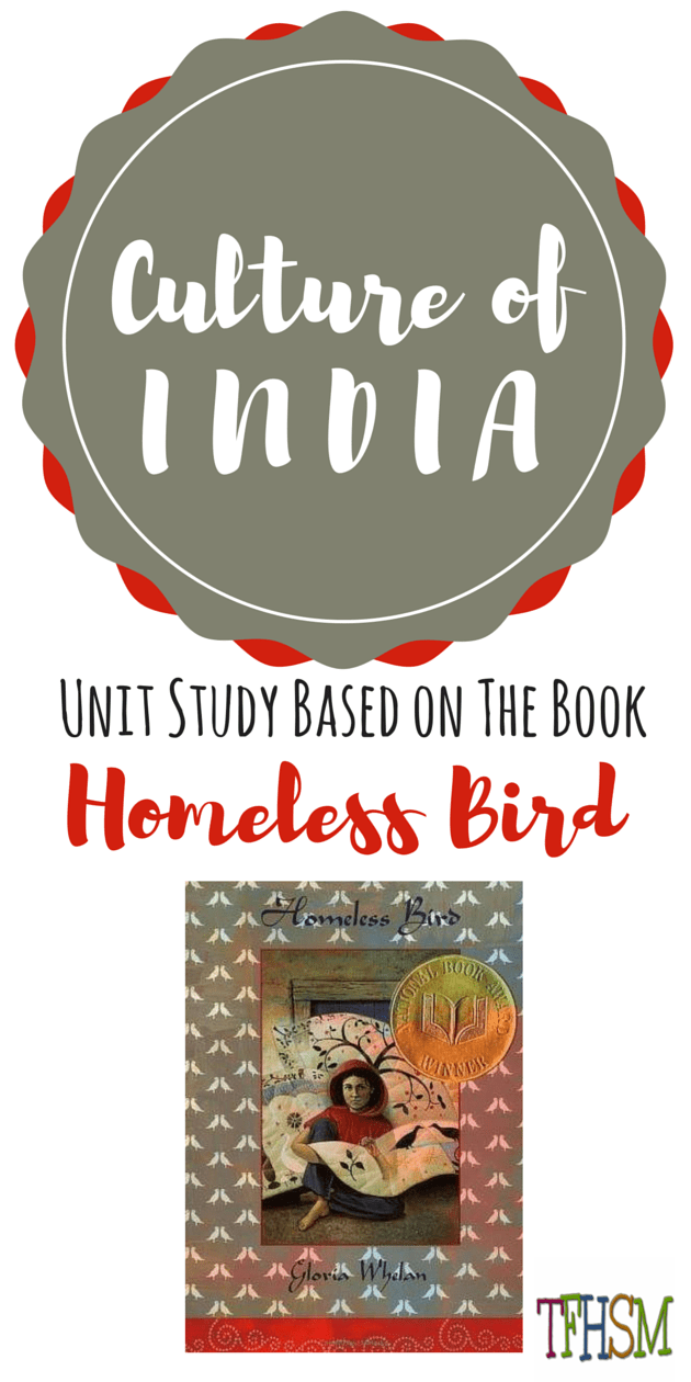 Homeless Bird Free Homeschool Unit Study printables crafts recipes