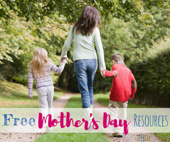 Mother's Day free frugal homeschool family deals