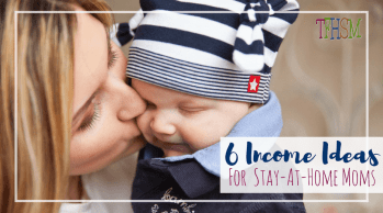 How can stay at home moms and homeschooling moms earn an income from home f