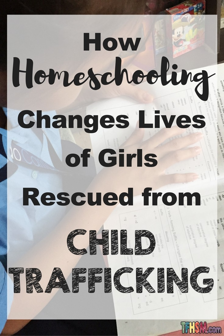 how homeschooling helps sex trafficking victims - The Frugal Homeschooling Mom