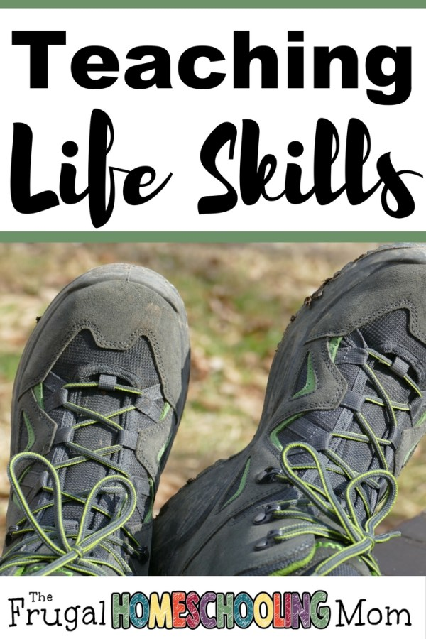 Teaching Life Skills to Homeschoolers - How To