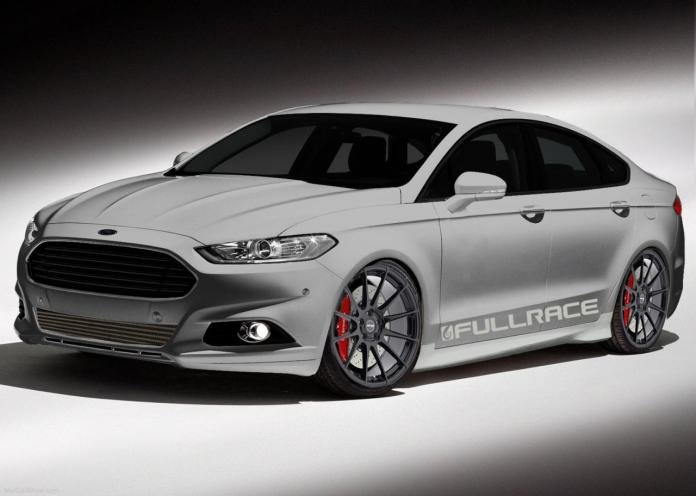sema: 400 hp 2014 ford fusion - how far can ecoboost go? - the fast