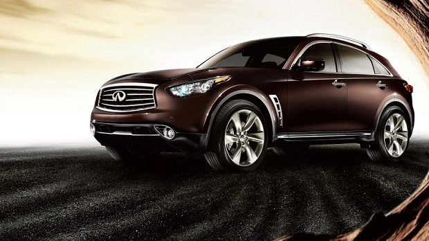 Review 2014 Infiniti QX70 37 AWD Is Sedan Luxury In A