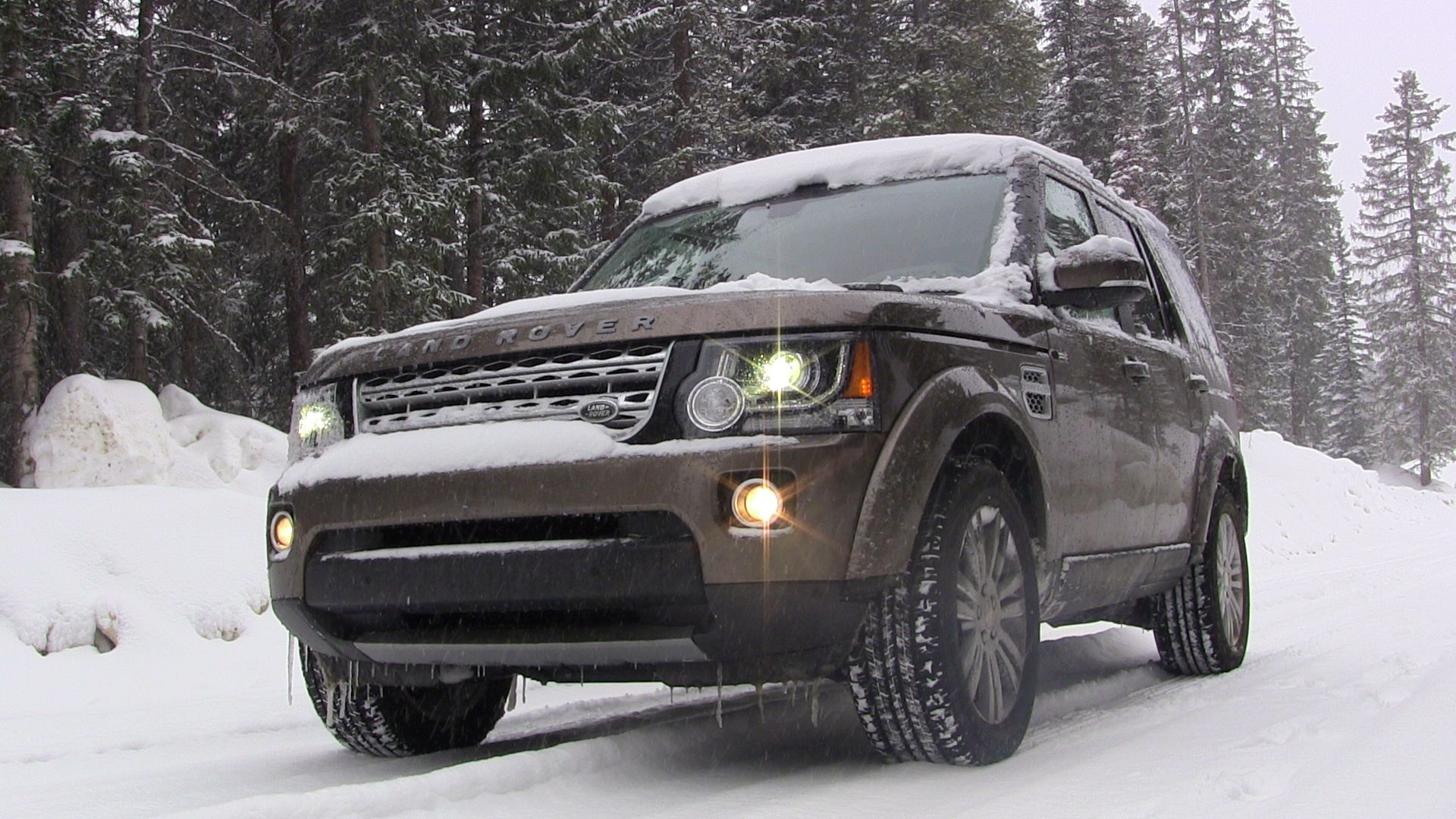 2014 Land Rover LR4 HSE Same but Different [review] The Fast