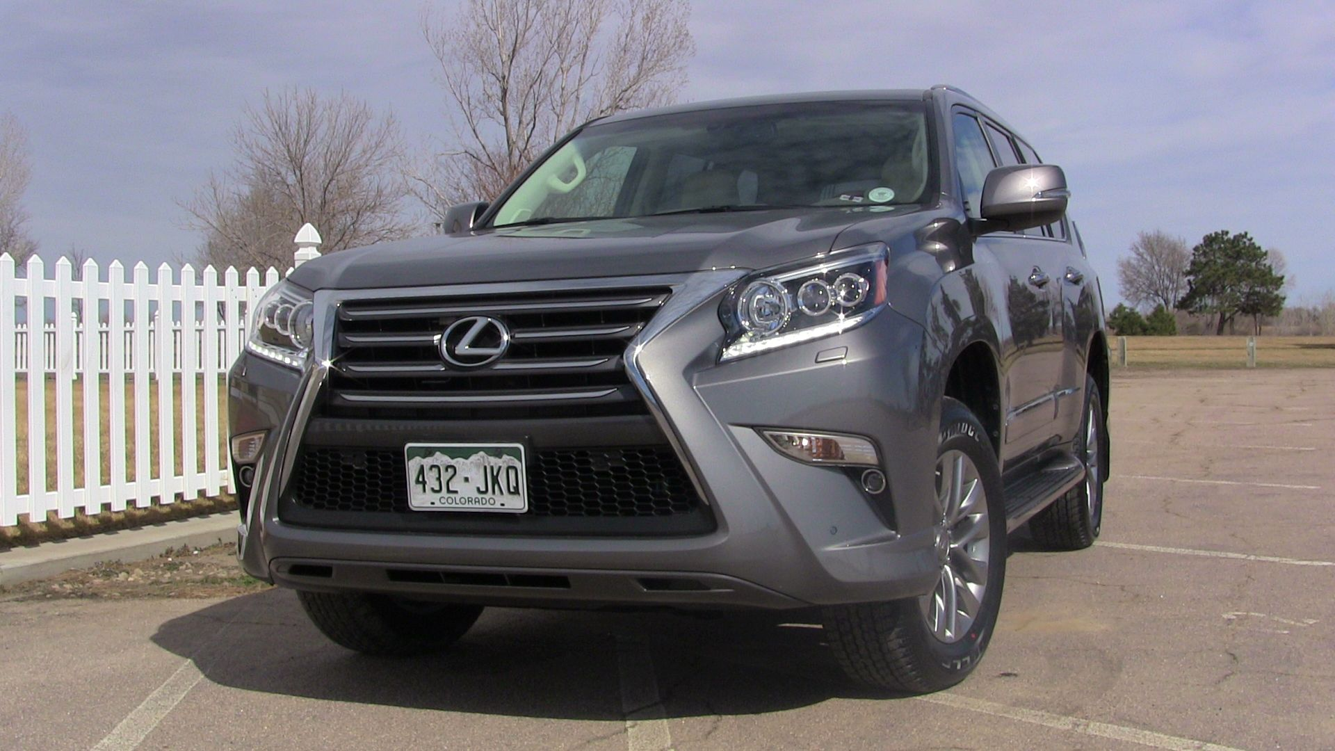 2014 Lexus GX 460 A New Face for Success [review] The Fast