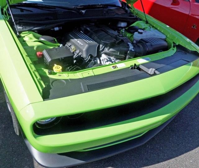 Dodge Challenger Sp Eng