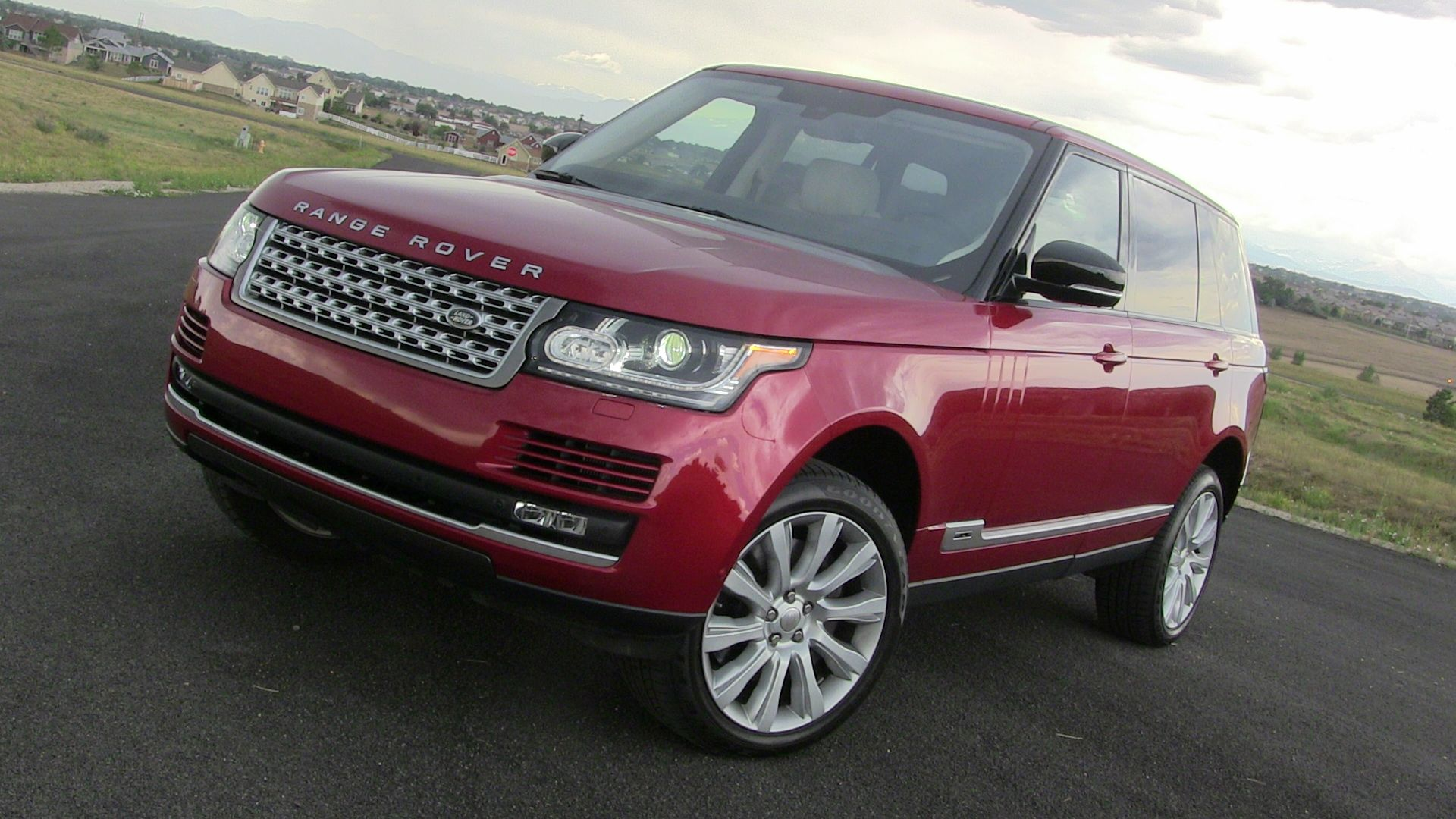 2014 Range Rover LWB Fit for the Queen [Review] The Fast Lane Car