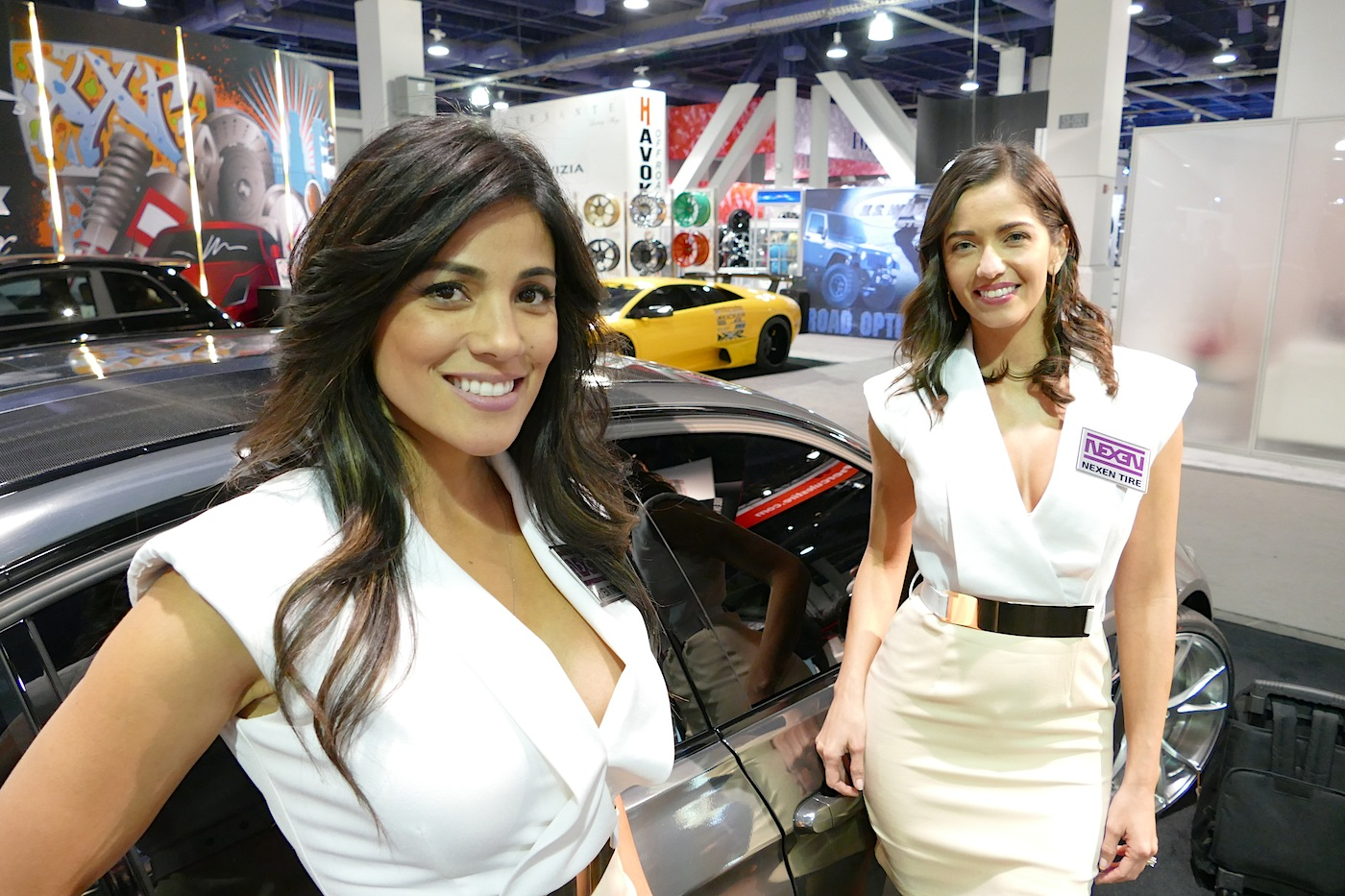 Who Are The Sexiest Women Of Sema 2014 Poll The Fast