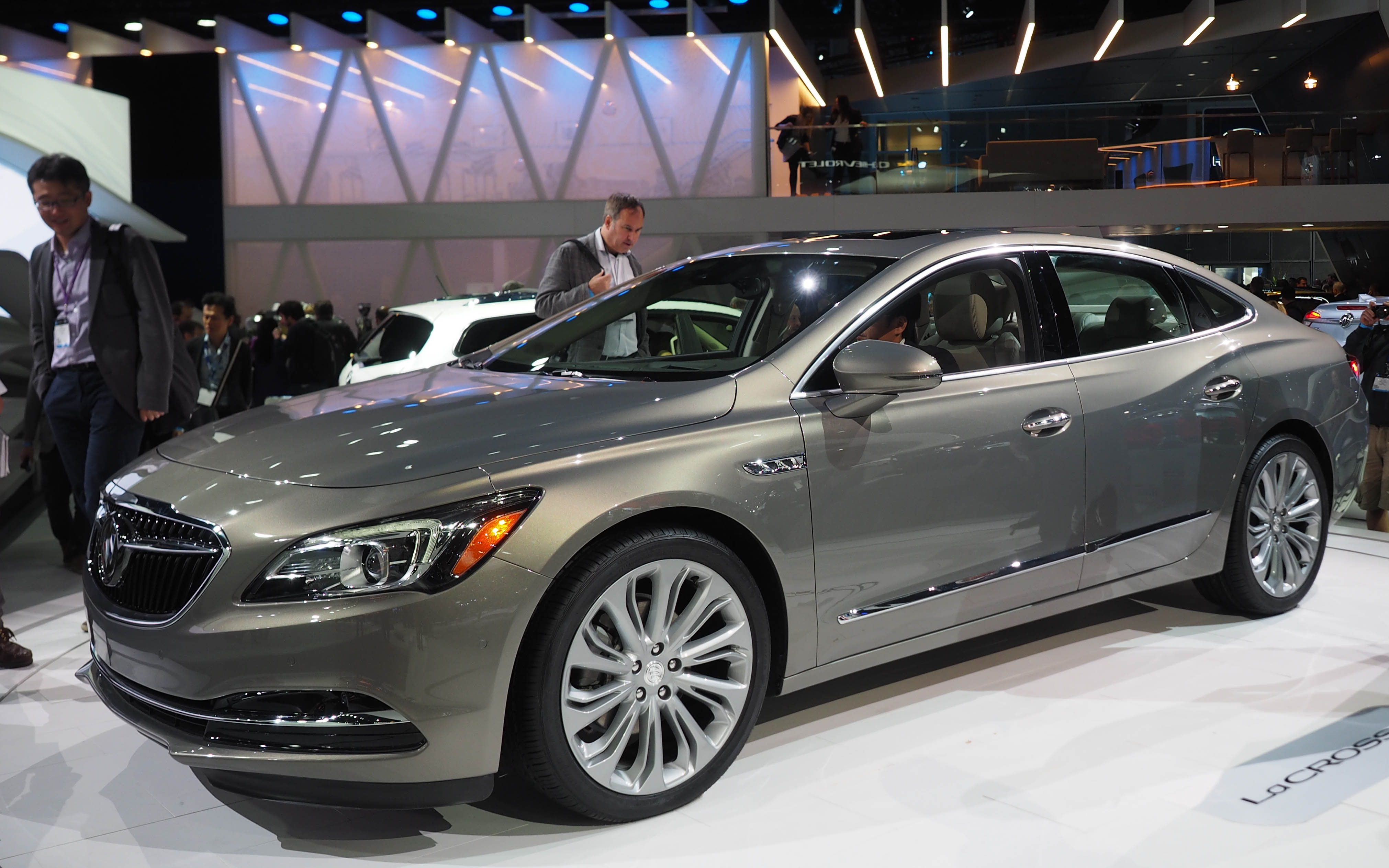 2017 Buick LaCrosse Everything You Ever Wanted To Know