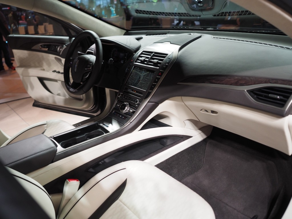 2017 lincoln mkz interior colors - 2017 lincoln mkz hybrid interior ...