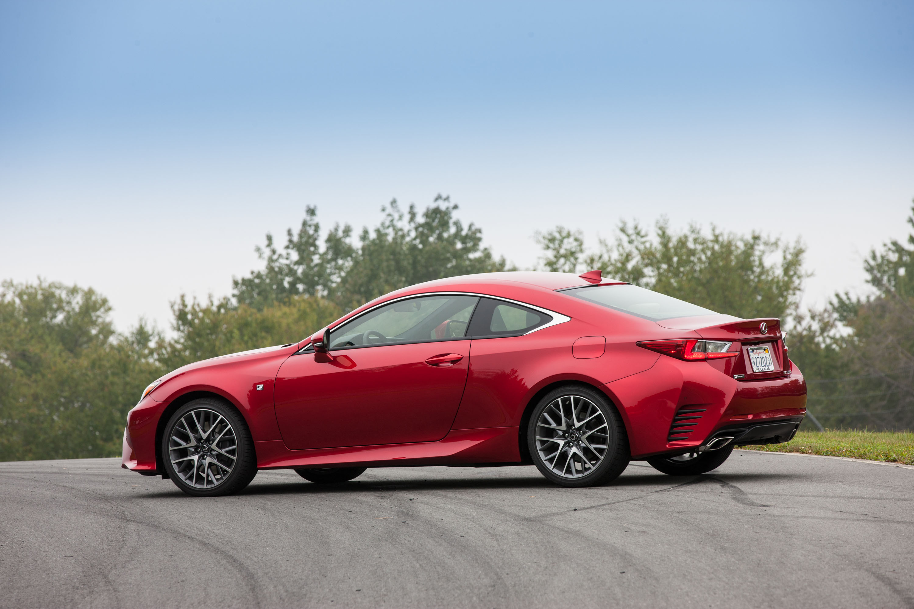 2017 Lexus RC 350 F Sport Coupe Now This Is Luxury Performance