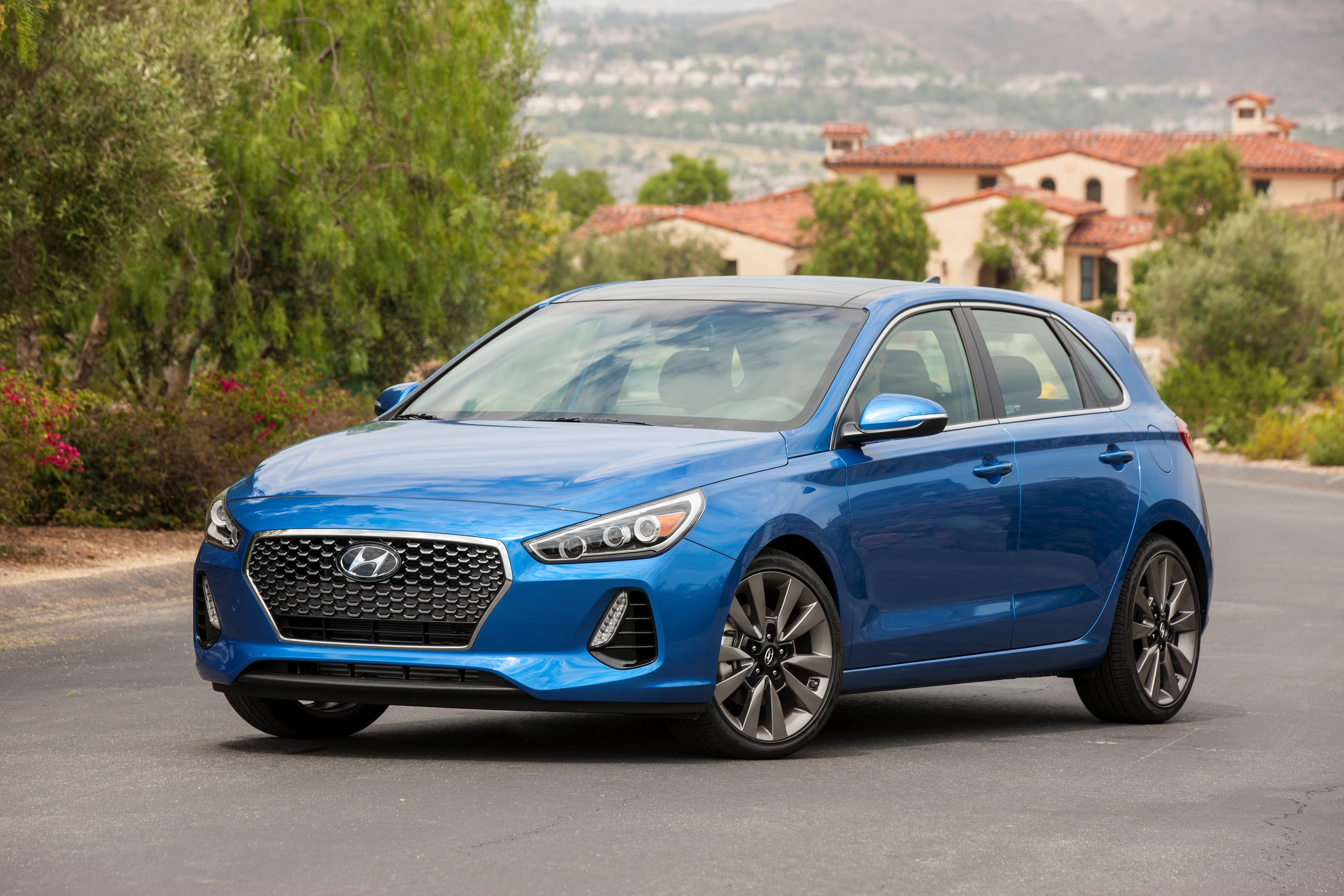 2018 Hyundai Elantra GT Sport Can It Out Hot Hatch The