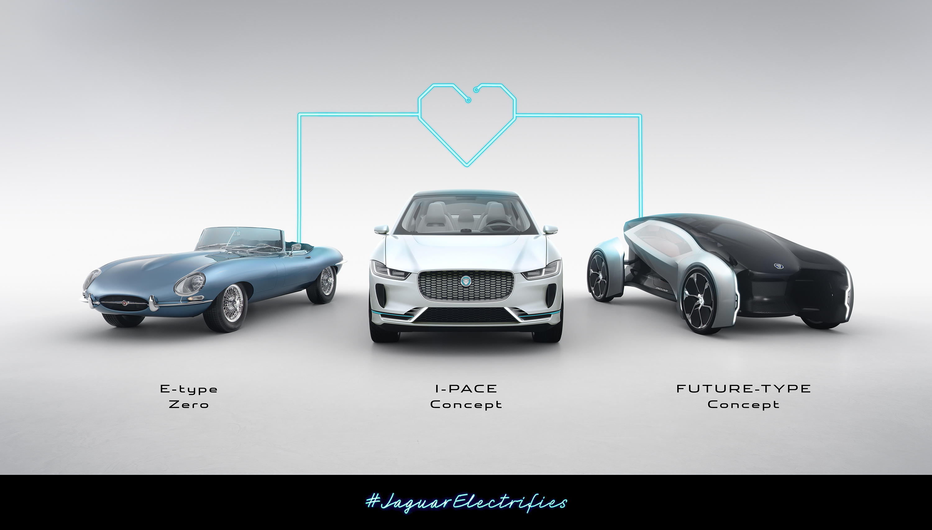 Land Rover and Jaguar are Plugging in All Land Rover and Jaguar
